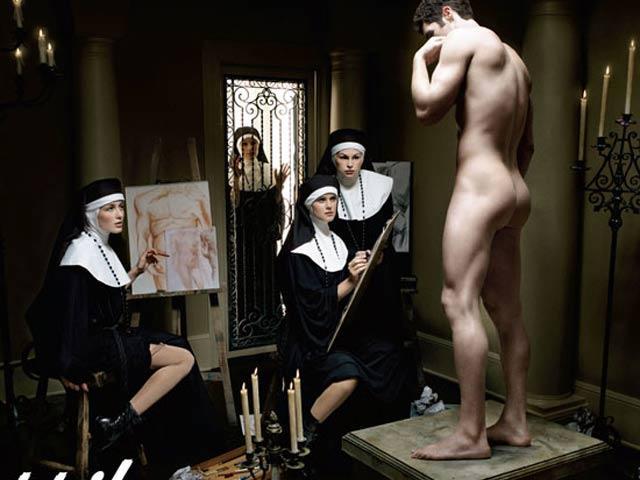 nakna nunnor